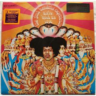 LOOKING FOR JIMI HENDRIX used LPs