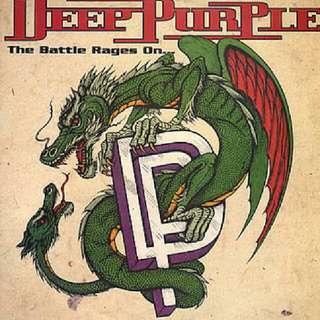 LOOKING FOR DEEP PURPLE batte rages on LP
