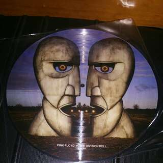 Pink Floyd - The Division Bell (Picture Vinyl)- Record / Vinyl / Lp