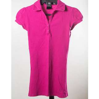 REPRICED Solo Fuchsia Polo Shirt