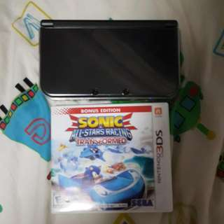 New Nintendo 3DS XL + 1 Game