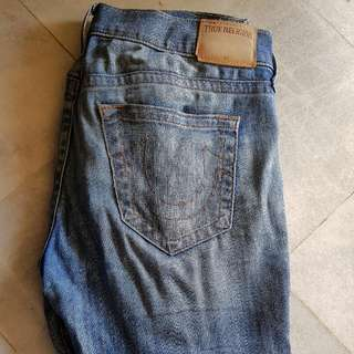 True Religion Rocco Relaxed Skinny