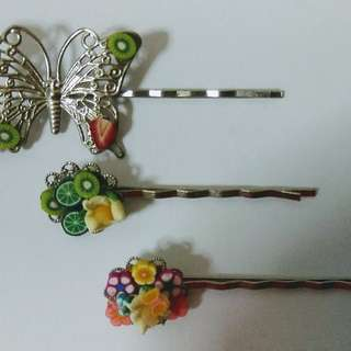Handcrafted Hair Pin