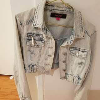 Denim Jacket Size 10