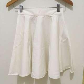 Chlorine - Red Mini Skirt
