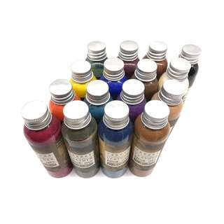 16 Colors Leather Edge Dye 皮革邊油16色