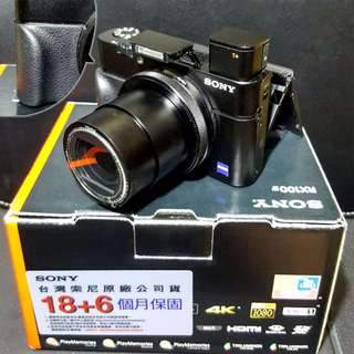 『低售』SONY RX100 M4