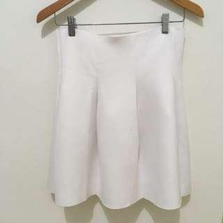 Komma - White Skirt