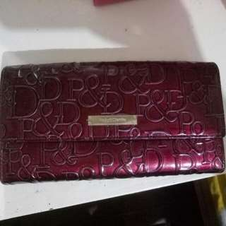 REPRICED!! Authentic Pinky & Dianne Wallet ❤