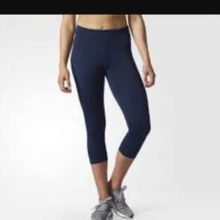 New Adidas Crop tights