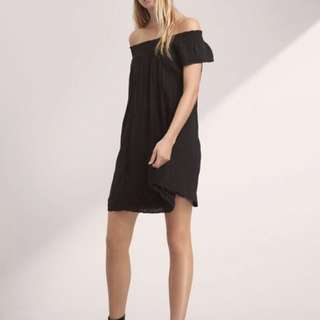 Aritzia talulua horatio dress