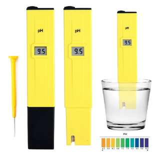 Pocket Digital pH Meter