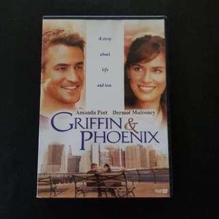 GRIFFIN & PHOENIX Movie DVD