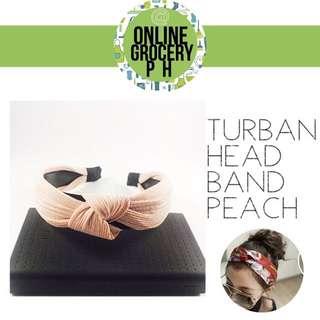 Turban head band