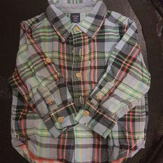 Baby Gap Shirt Size 12-18 Mths