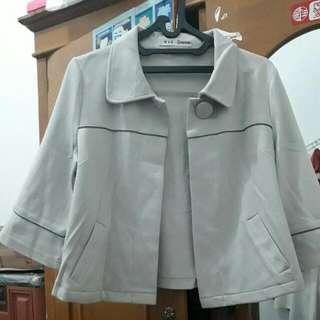 Blazer Bahan Kaos