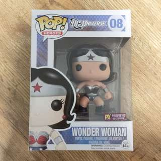 Funko pop wonderman