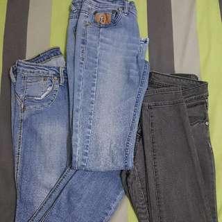Skinny Jeans LEE, VON DUTCH, JAG