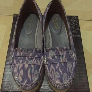 Sepatu wedges unbrand