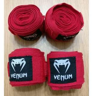 Venum Boxing Hand Wraps 拳擊手綁帶