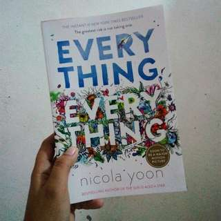 Evrything Everything By Nicolaa Yoon