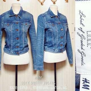 #FREESHIPPING H&M Denim Jacket