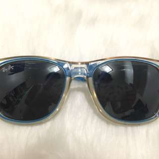 Blue Lined Sunnies