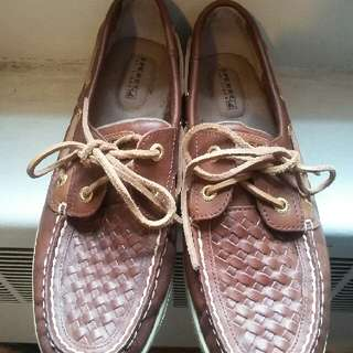 New! Sperry Top Sliders Size 7 1/2