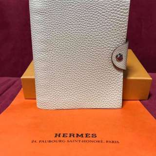 Authentic Hermes Agenda Pm