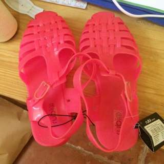 Rubi Jelly Sandal Pink