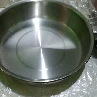 COOKWARE SURGICAL PRO HEALTH USA -STAINLESS STEEL