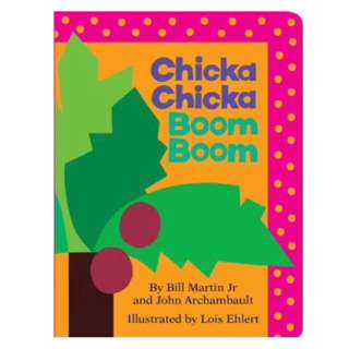 Brand New Chicka Chicka Boom Boom Board Book