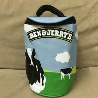 (BNIP)Ben & Jerry Cooler Bag