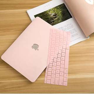 Blush Pastel MacBook Case