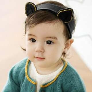 🐹BABY HEADBAND🐈Cute Elastic Cotton Headband