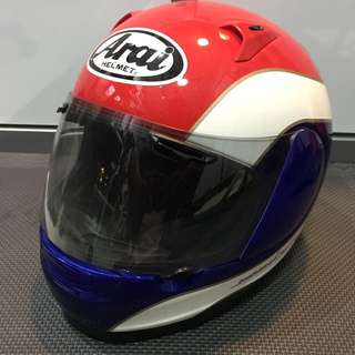 Arai Speed King Profile