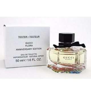7f7d9de39b1 Gucci Flora Anniversary Edition 50ml Tester
