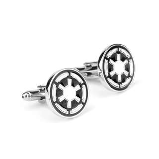 Star Wars Galactic Empire Cufflinks Black
