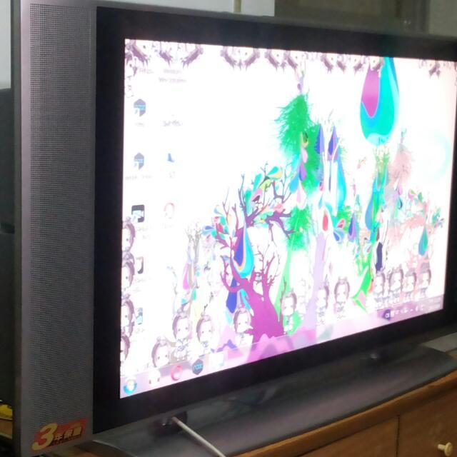 聲寶37吋液晶電視