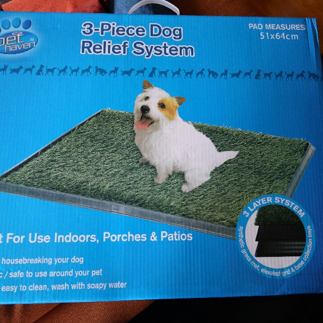 3 Piece Dog Relief System