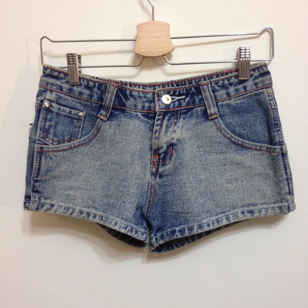 好穿搭夏日熱褲,短褲-S