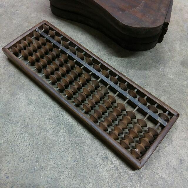 古董掌櫃算盤