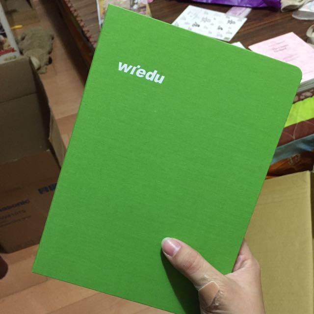 綠皮筆記本💚💚 #50元生活物品