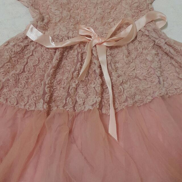 女童裝 兒童洋裝 裙子 1件250