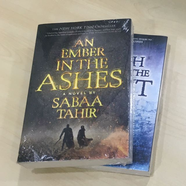 An Ember In The Ashes (Book 1&2)