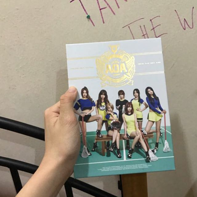 AOA Heart Attack Album