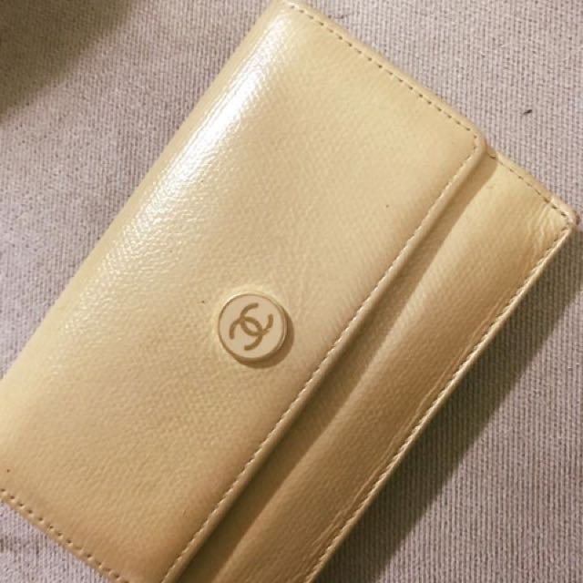 REPRICED. Authentic Chanel COIN/CARD Holder