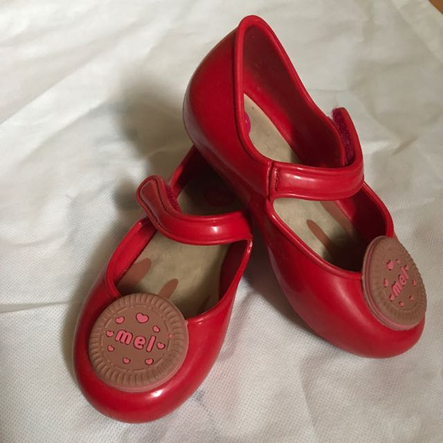 AUTHENTIC Mel by Melissa Girls / Cool Baby Biscuit