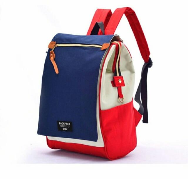 Backpack atdiva muat banyak