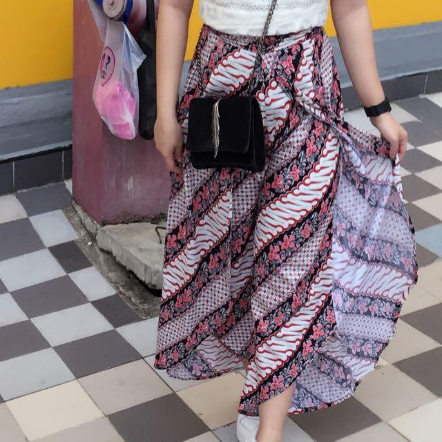 Batik Short Import size XL